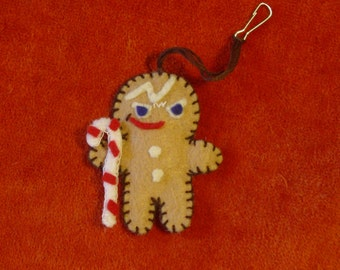 Cookie Run Style Brave Cookie Charm/Zipper Pull/Ornament