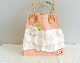 Upcycled Vintage Tote Bag