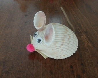 Seashell Mouse