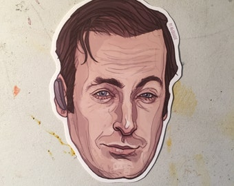 Bob Odenkirk sticker