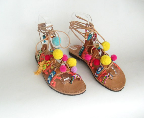 wholesale boho sandals 10 pairs of boho sandals womens by eathini. Black Bedroom Furniture Sets. Home Design Ideas