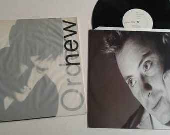 1985 - New Order - Low Life - Complete in Outer Sleeve -  LP Vinyl Record Album - Rock - Post Punk - Electronica - New Wave