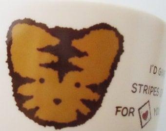 Sanrio Noranekoland Ceramic Mug.1986.Rare