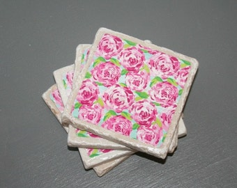 Tile 4 Coasters --FIRST IMPRESS