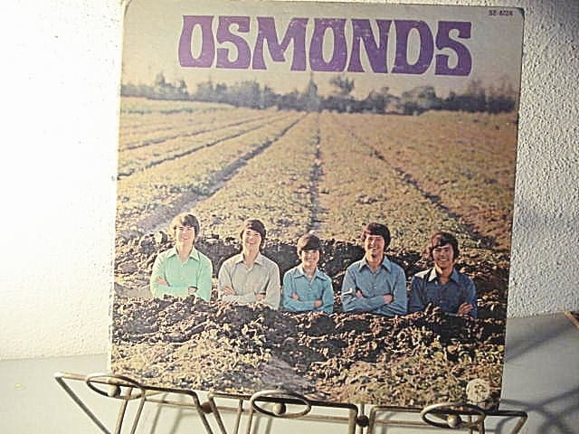 Osmonds Donnie Osmond One Bad Apple Lp By Justrecordsandthings