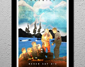Goonies - Never Say Die - 30th Anniversary