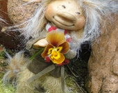 Fi - Armatured Doll Figure Handmade by Wendy Froud