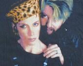 EURYTHMICS 1984 promo T SHIRT