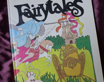 The Best Book of Fairytales 1974 Martin Mayhew