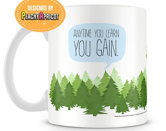 Bob Ross Mug - Motivational Quotes - officially licensed