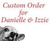 Custom Order for Danielle and Izzie - Faux Ivory Pearls with Light Pink Satin Ribbon Necklace