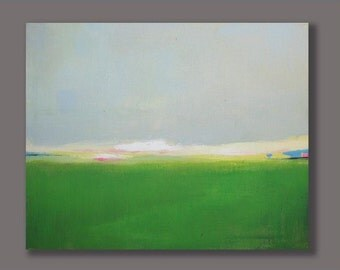 "Revival - Original Landscape Painting - Acrylic Painting - canvas 16""x20"""