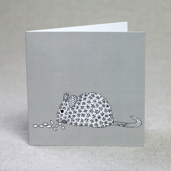 Mouse Card