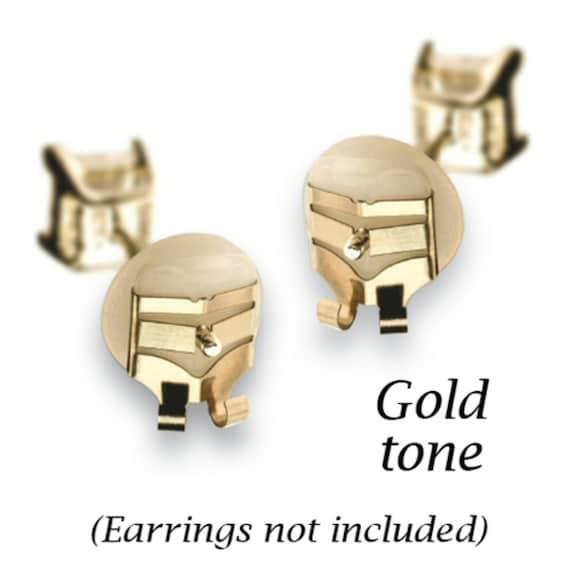 lox earring backs hypo allergenic locking earring back