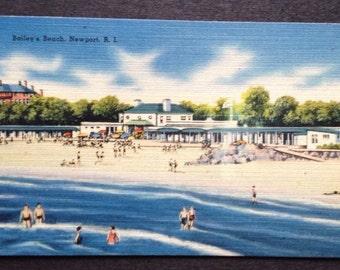 Bailey's Beach Newport R I