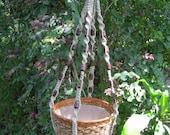 Hemp Beads 40 1/2 Inches Macrame Plant Hanger