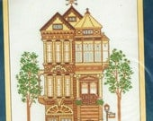 """Sunset Counted Cross Stitch Kit 2945 """"Turn of the Century"""" Unopened Kit Designed by Dawne Marshall Cooley and Kevin Burgess"""