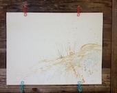 Constant - Original Watercolor - 18inx24in