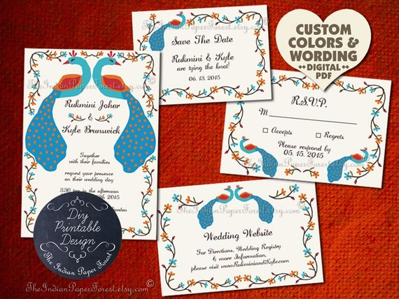 Make save the date cards online in Australia