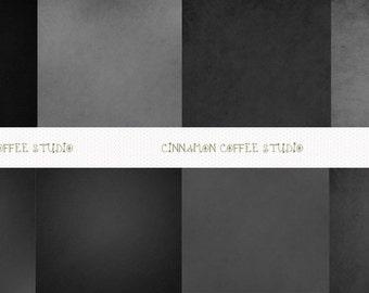 Chalkboard Digital Papers - set of 8, Chalk Board Texture, Black Chalkboard Background, Retro Chalkboard Texture Pack