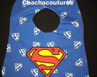 New! Super Hero Superhero Baby Bib Superman Batman Captain America Spiderman Avengers Baby gift