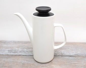 J & G Meakin Studio Coffee Pot