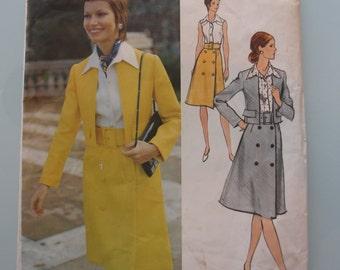 Vintage Forquet Vogue Pattern 2699 Size 12