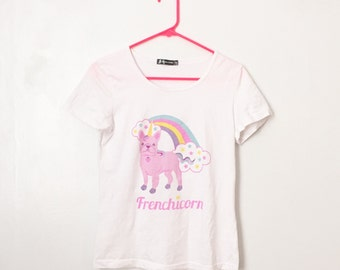 Frenchicorn T-shirt