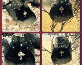 Gorgeous cowgirl hats
