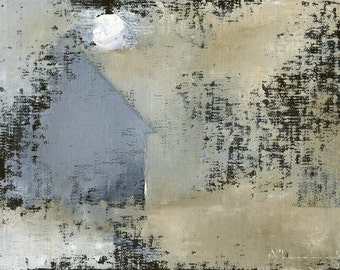 Oil Painting Original by John Shanabrook - 5 x 7 - Austerlitz