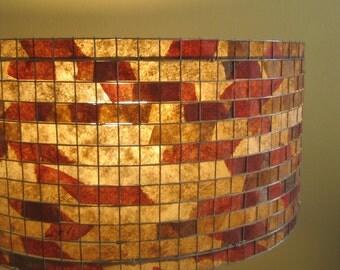 Lighting Lampshade Lamp Ceiling Table lamp Hanging Light Floor Lamp Coffee Filter Art Lampada