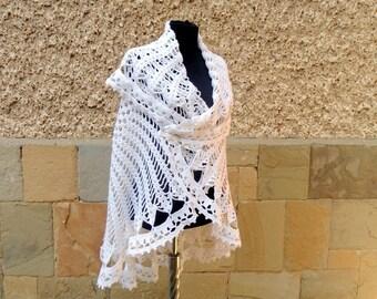 Crochet Bohemian Vest, Flower Mandala Bolero, Crochet Boho Vest, White Crochet Cardigan, Crochet Jacket, Mandala Vest, Hippie Festival Vest