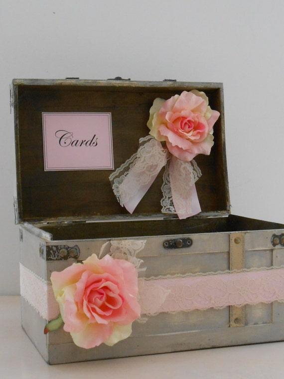Card Box / Wedding Card Holder / Bridal Shower Card Box / Baby Shower ...
