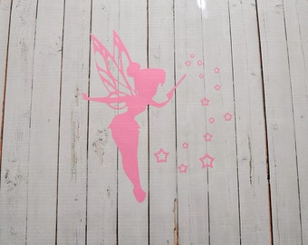 Vinyl Wall Decal Tinkerbell