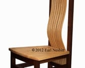 Chair, Walnut and Ash