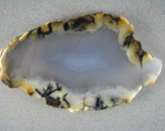 Blue Chalcedony Slab RS0284