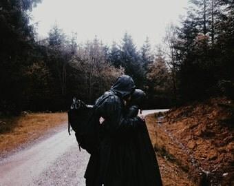 Black Kiss photography, Home decor