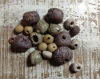 Misc Clay sized Beads
