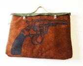 Laptop revolver case
