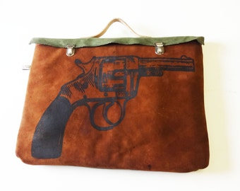 Laptop revolver case