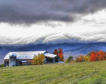 Green Mountain Cloud Cap