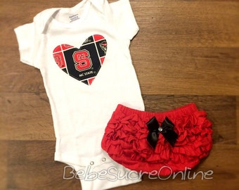 NC State Girls Outfit
