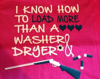 Load more than Washer and Dryer
