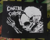 Sew on Cannibal Corpse Butchered at Birth Patch