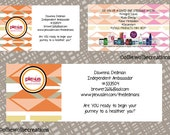 Plexus Business Card and Cover Photo