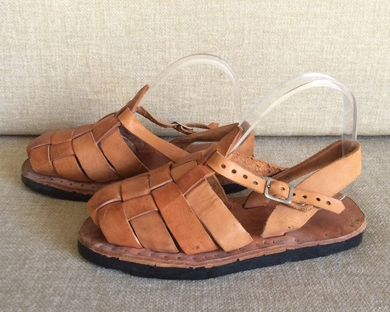 Native American leather Sandals, hippie shoes, Lace Up ... |Hippie Mens Leather Sandals