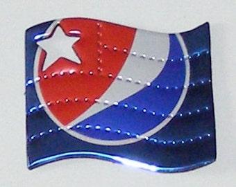 Flag Magnet - Pepsi Soda Can (R)