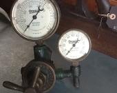 Oxweld Brass gauge
