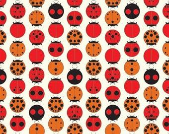 Ladybug Organic Knit From Birch Organic Fabrics - Choose Your Cut