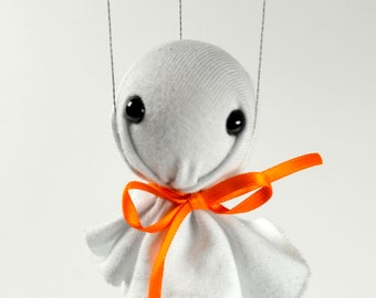 Ghost Marionette (Simple, Floating, Flying, Dancing String Puppet)